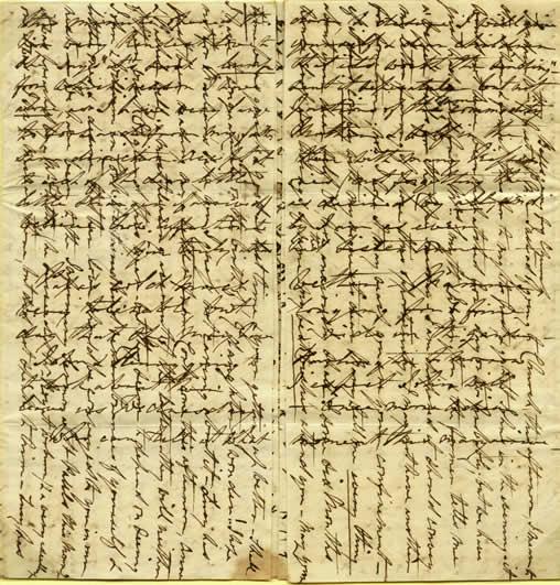 Palimpsest Letters