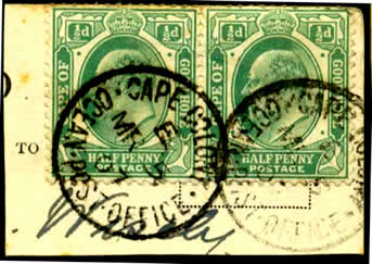 Ocean Post Office of the Cape of Good Hope