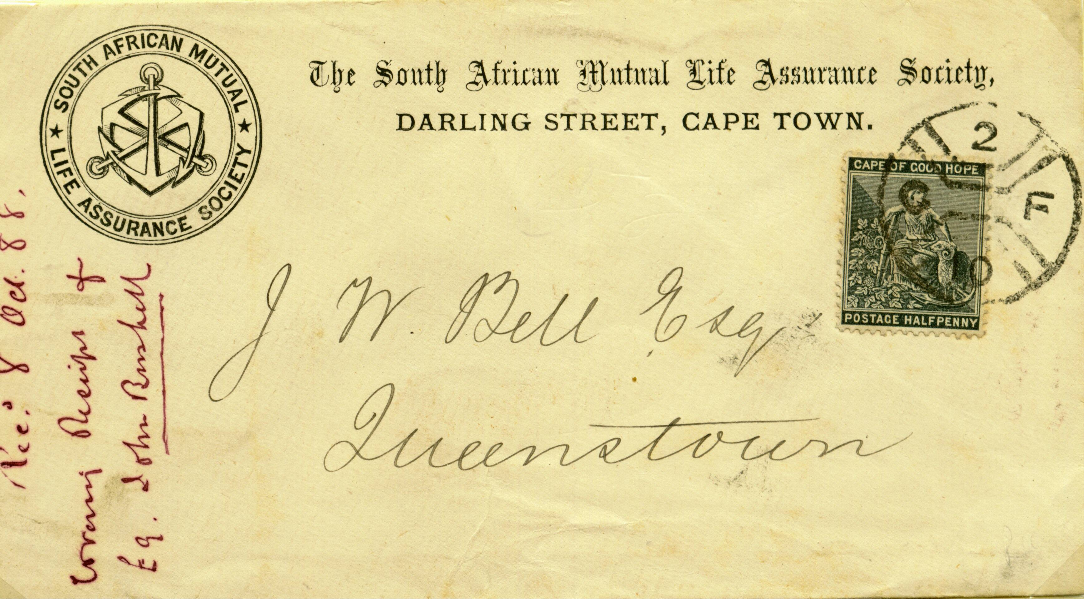 Newspaper Postmarks of The Cape of Good Hope